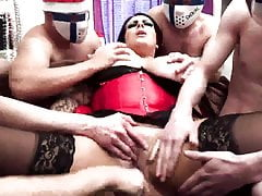 x-mas group sex - nordic  -..